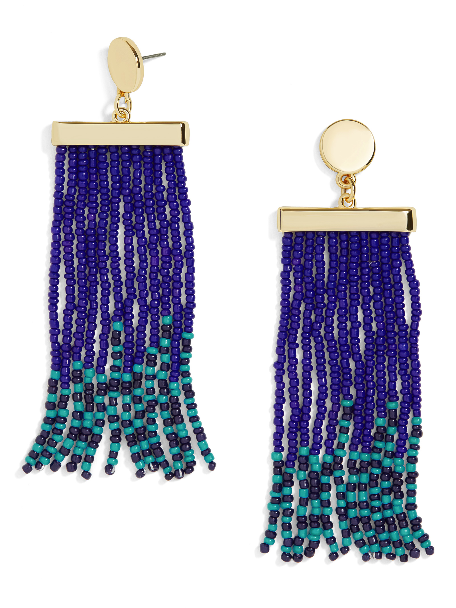 Neptune Tassel Earrings