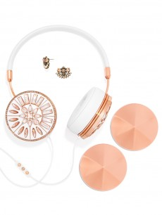 FRENDS x BaubleBar Kaleidoscope Taylor Headphones Set