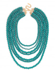 Bold Beaded Strands