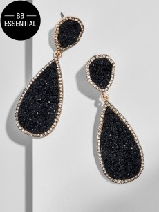Picture of Moonlight Druzy Drop Earrings