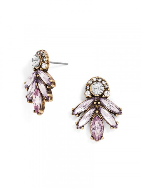 Crystal Pixie Studs