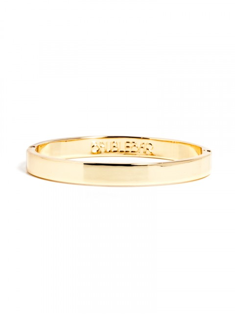 Slim Hinge Bangle